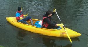 Čistá řeka Sázava 2013 - 13