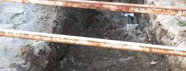 Nová kanalizace v lokalitě k Čengrovce dokončena