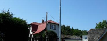 Nové uložení elektrického vedení ČEZ a veřejného osvětlení ve Lbosíně