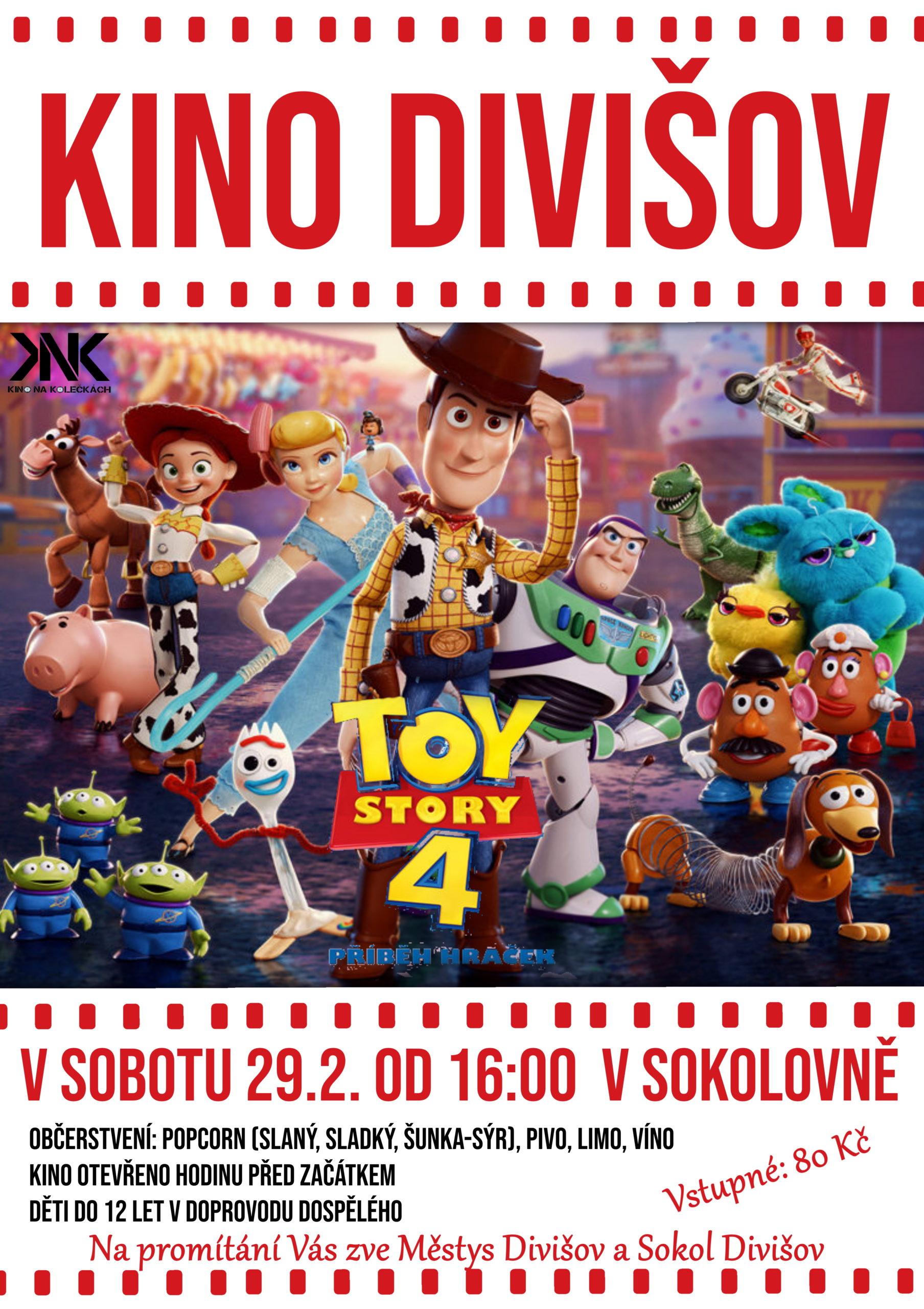 Toy Story Kino